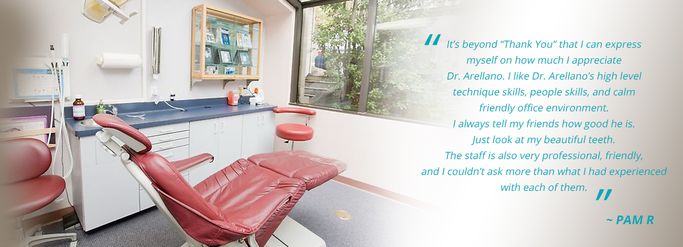 The priorities in our San Francisco dental practice include patient comfort, technology, and safety. - Leo Arellano DDS PC,  San Francisco, CA
