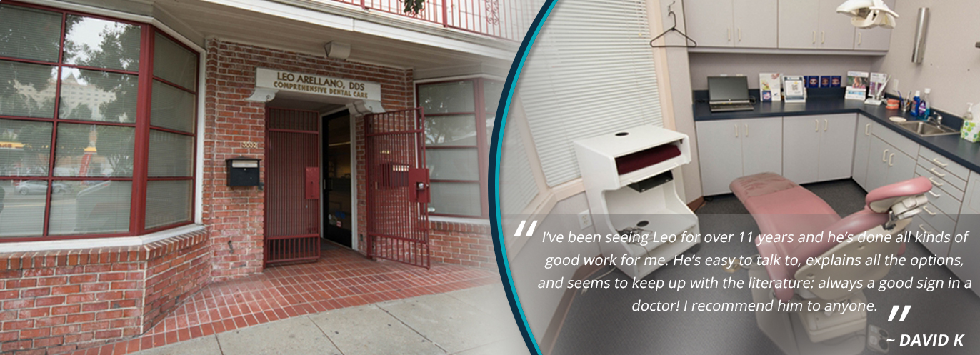 Leo Arellano DDS PC,  San Francisco, CA has been included with patient comfort, technology, and safety.