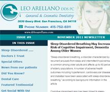 - November 2011 Newsletter