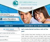 - September 2012 Newsletter