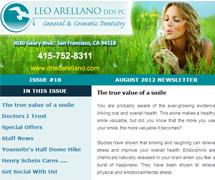 - August 2012 Newsletter