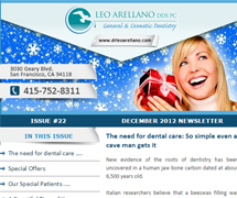 - December 2012 Newsletter