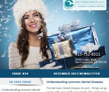 - December 2013 Newsletter