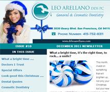 - December 2011 Newsletter