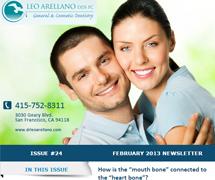 - February 2013 Newsletter