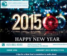 - January 2015 Newsletter