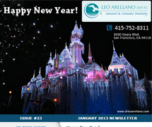 - January 2013 Newsletter