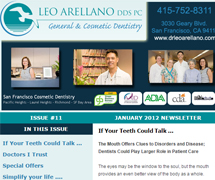 - January 2012 Newsletter