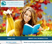 - March 2013 Newsletter