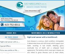 - November 2012 Newsletter