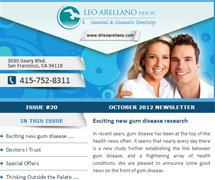 - October 2012 Newsletter