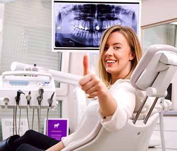 Regular visits to the dentist is the key to a healthy mouth in the 94118 area