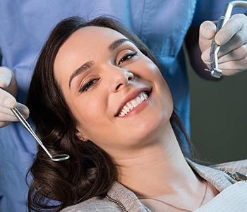 Services provided to inner Richmond area patients by a quality dentist and staff