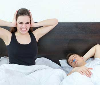 Comfortable oral appliance treatment for sleep apnea in San Francisco