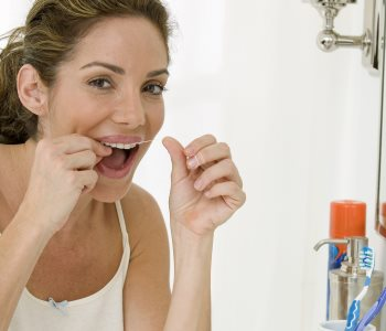 Good oral hygiene is vital to the prevention of periodontal (gum) disease