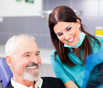 What are the advantages of dental implants in San Francisco area